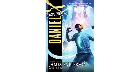 Game Over (Reprint) (Paperback) (James Patterson & Ned Rust) - image 1 of 1
