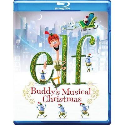 Elf: Buddy's Musical Christmas (Blu-ray)(2015)