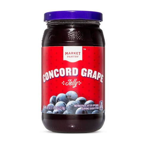 Concord Grape Jelly 18oz - Market Pantry™ - image 1 of 1