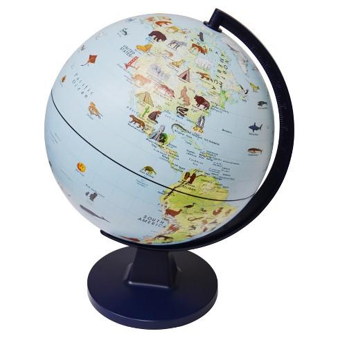 Elenco Wildlife Globe - image 1 of 2