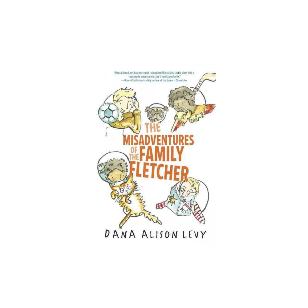 The Misadventures of the Family Fletcher (Paperback)
