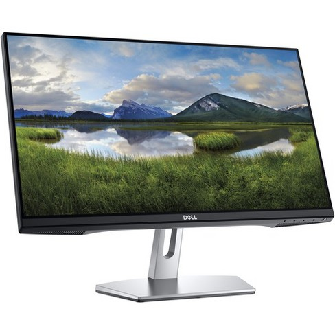 "Dell S Series 23"" Monitor Black  -  1920 x 1080 Full HD display - 5ms response time - Edge LED Back-lit - Flicker free screen w/ ComfortView - image 1 of 4"