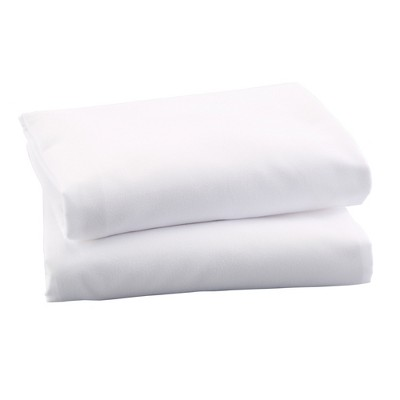 Great Bay Home 2-Pack Allergy Free Antimicrobial Pillow Protector