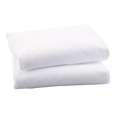 Great Bay Home 2-Pack Allergy Free Antimicrobial Pillow Protector - image 1 of 4