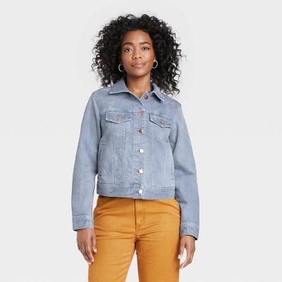Women's Denim Jacket - Universal Thread™