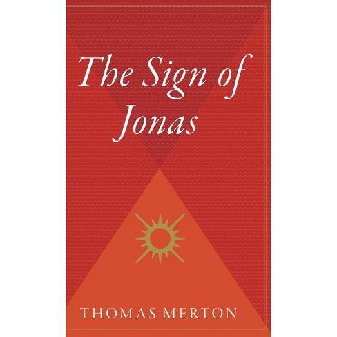 The Sign of Jonas - by  Thomas Merton (Hardcover) - image 1 of 1