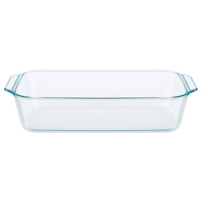 "Pyrex 9""X13"" Deep Glass Bakeware"