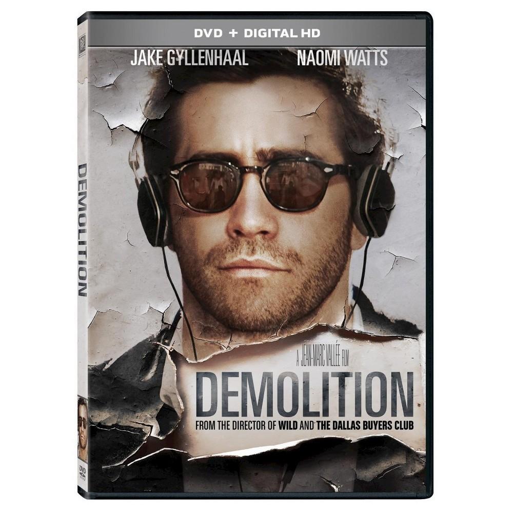 Demolition (Dvd), Movies