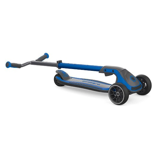 Globber Ultimum Kick Scooter - Navy Blue, Adult Unisex image number null