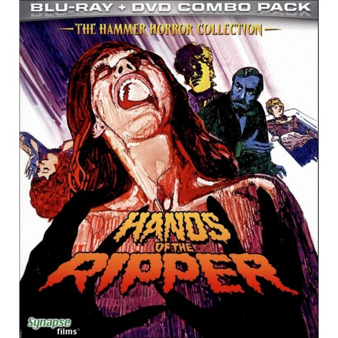 Hands Of The Ripper (Blu-ray) - image 1 of 1