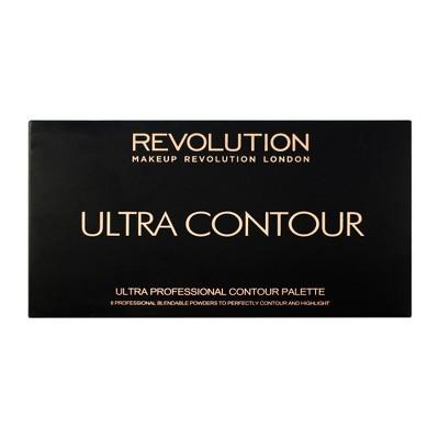 Makeup Revolution Ultra Contour Palette - 0.5oz