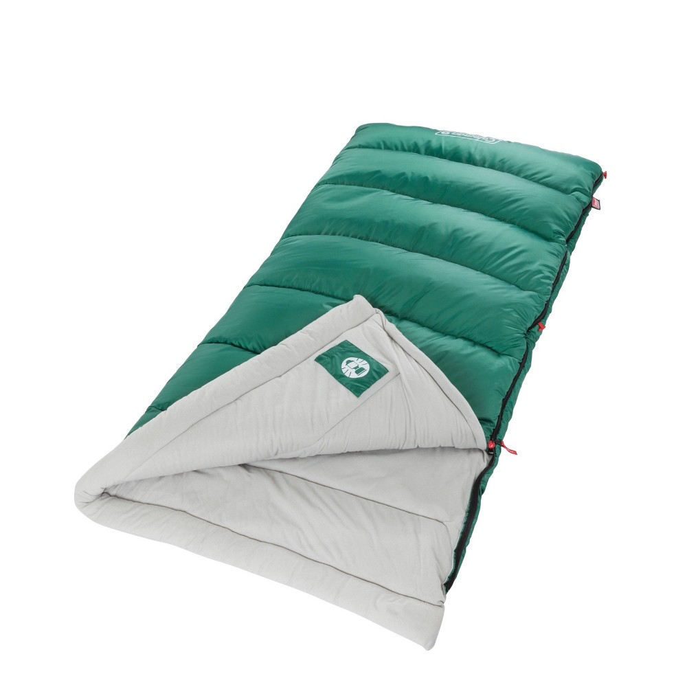 Image of Coleman Autumn Glen 30 Degrees Fahrenheit Sleeping Bag - Green