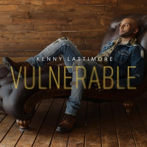 Kenny Lattimore - Vulnerable (CD) - image 1 of 1