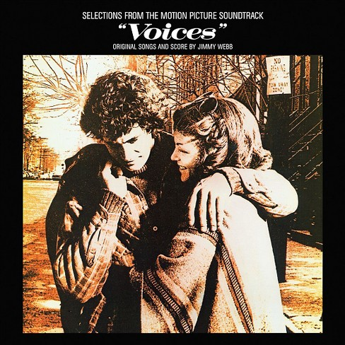 Jimmy webb - Voices:Selections/Soundtrack (Ost) (CD) - image 1 of 1