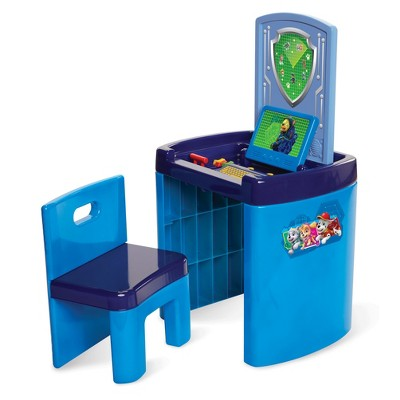 PAW Patrol Pretend N Play Activity Table Set - Blue