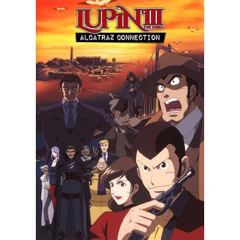 Lupin the 3rd: Alcatraz Connection (DVD) - image 1 of 1