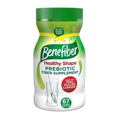 Benefiber Healthy Shape Sugar-Free Powder Fiber Supplement