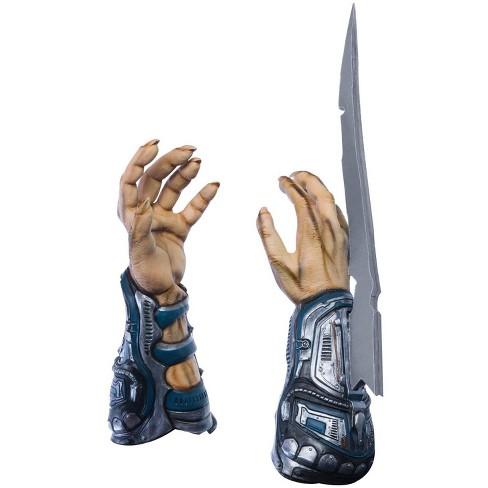 Predator Deluxe Predator Latex Adult Hands - image 1 of 1