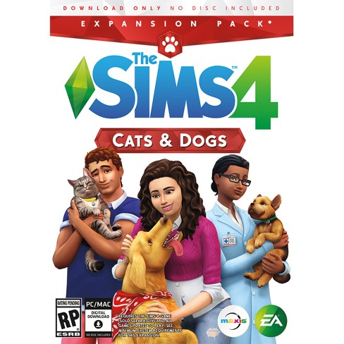 Sims Cats And Dogs Expansion Target