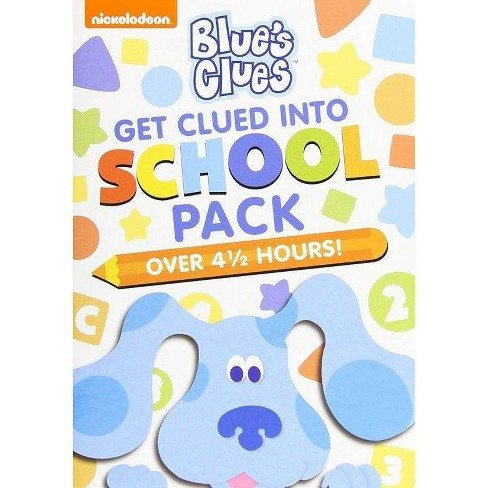 Blues Clues: Get Clued into School Collection (DVD) - image 1 of 1