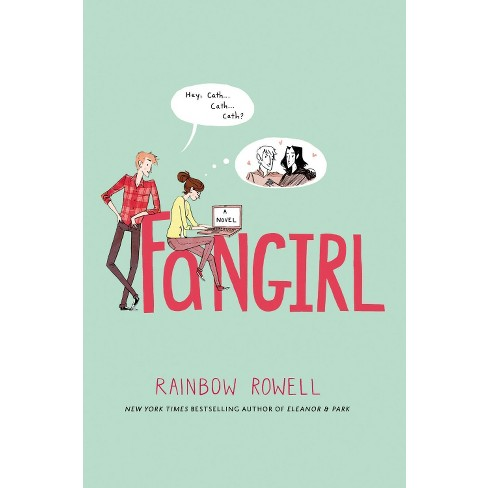 fangirl hardcover by rainbow rowell target