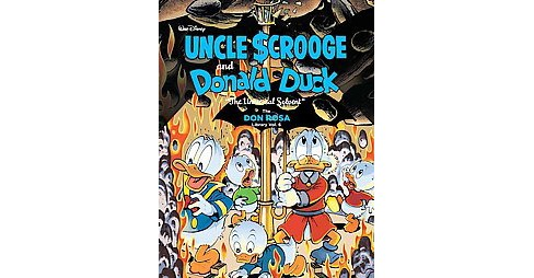 Walt Disney Uncle Scrooge and Donald Duck The Don Rosa Library 6 : The Universal Solvent (Hardcover) - image 1 of 1