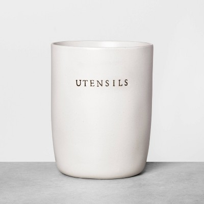Stoneware Utensil Holder - Hearth & Hand™ with Magnolia