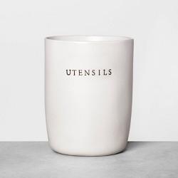 Stoneware Utensil Holder - Hearth & Hand™ with Magnolia