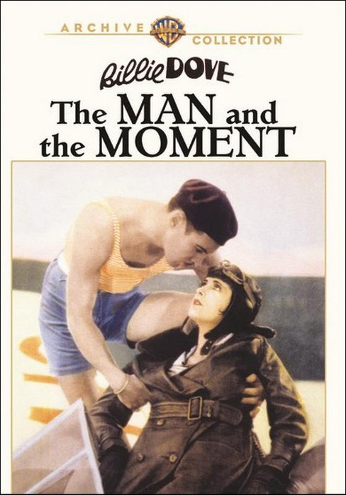 Man and the moment (DVD) - image 1 of 1