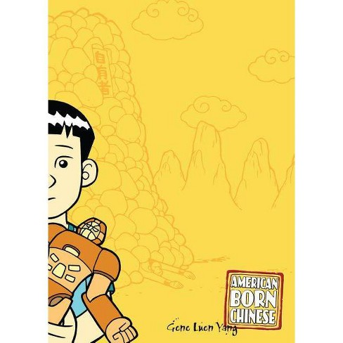 American Born Chinese - by  Gene Luen Yang (Paperback) - image 1 of 1