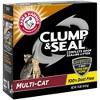 Arm & Hammer Clump & Seal Multi-Cat Litter  - image 2 of 3