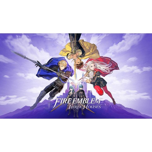 Fire Emblem: Three Houses + Expansion Pass - Nintendo Switch (Digital) - image 1 of 4