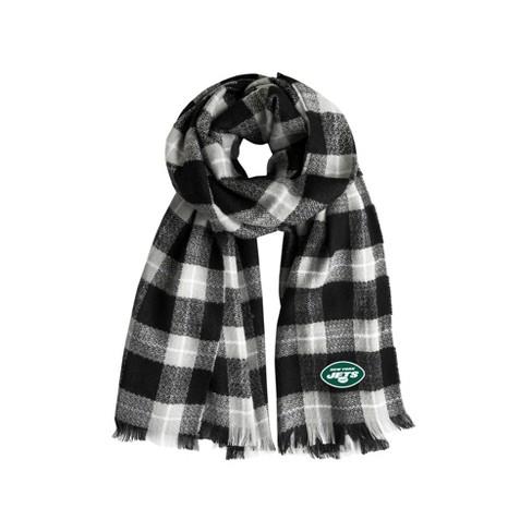 NFL New York Jets Plaid Blanket Scarf - image 1 of 1