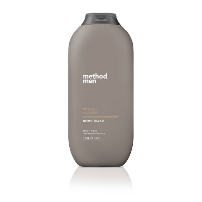 Body Washes & Gels: Method Men
