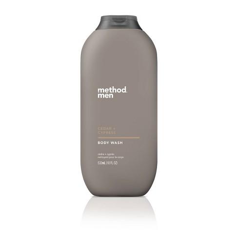 Method Men Body Wash Cedar and Cypress - 18 fl oz - image 1 of 3