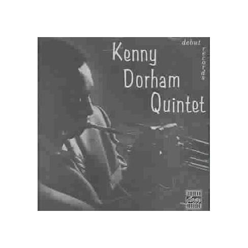 Kenny Quintet Dorham - Kenny Dorham Quintet (CD) - image 1 of 1