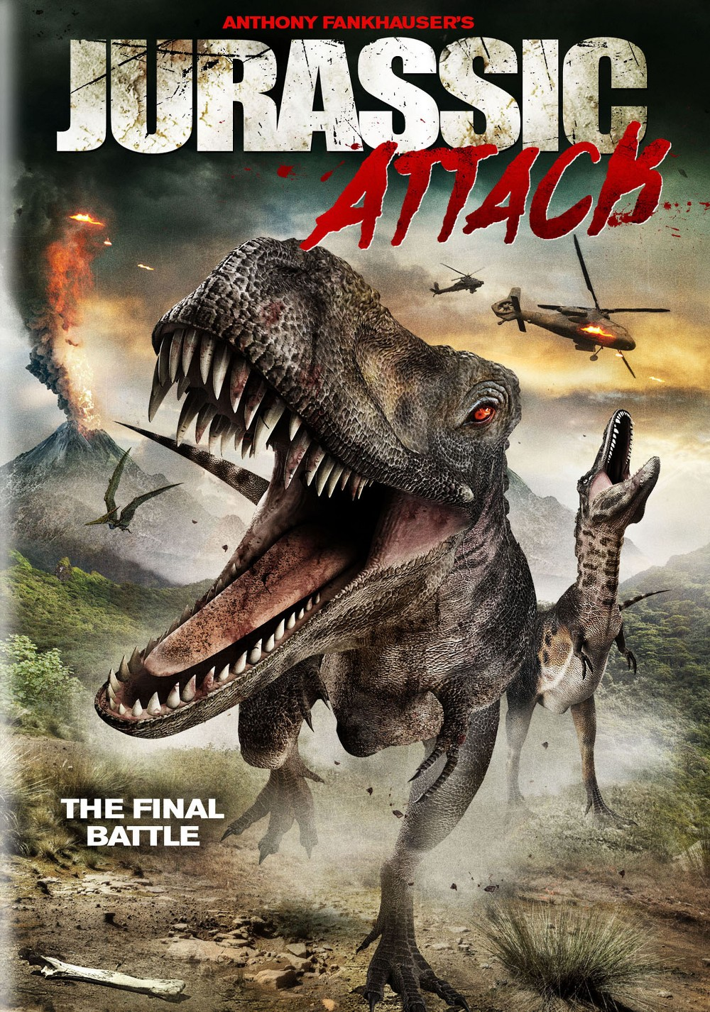 Jurassic attack (Dvd), Movies