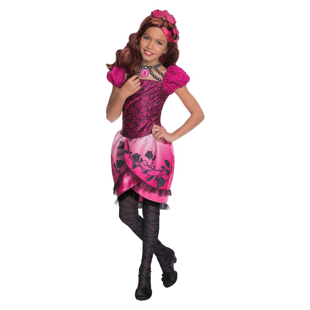 Image of Halloween Ever After High Girls' Briar Beauty Costume - Medium(8-10), Girl's