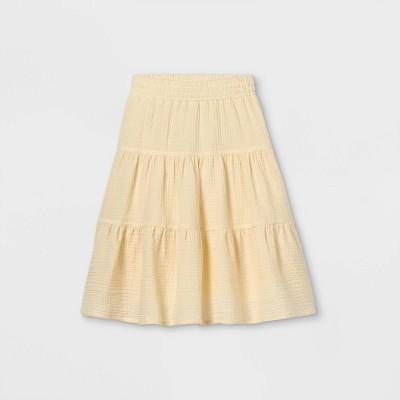 Girls' Midi Skirt - Cat & Jack™