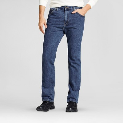 Dickies Men's Regular Straight Fit 6-Pocket Jeans
