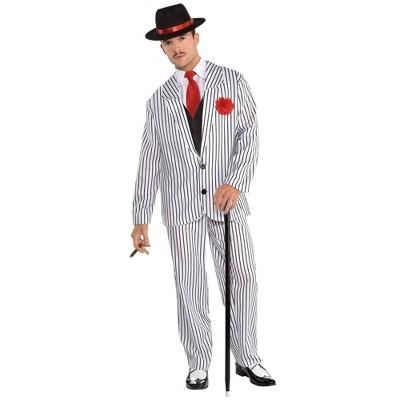 Adult Big Gangsta Halloween Costume One Size