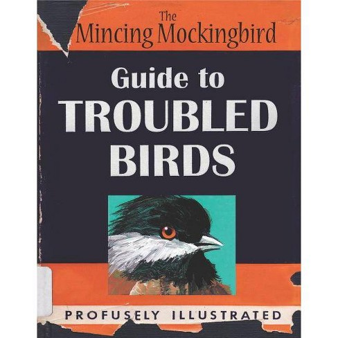 The Mincing Mockingbird Guide to Troubled Birds - by  Mockingbird The Mincing (Hardcover) - image 1 of 1