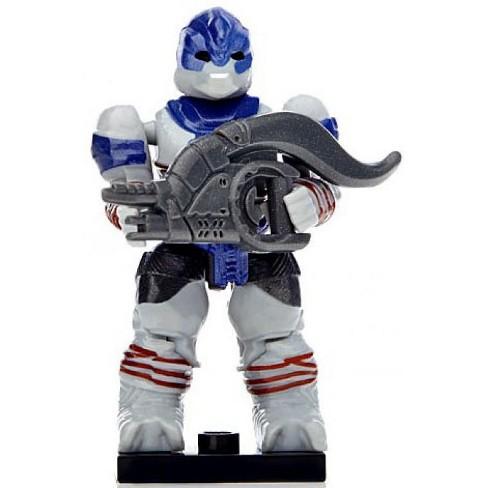 Mega Bloks Halo Reach Bravo Brute Minor 2-Inch Ultra Rare Minifigure [Blue Loose] - image 1 of 1