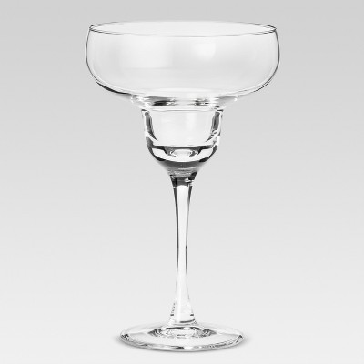 14.5oz 4pk Glass Classic Margarita Glasses - Threshold™