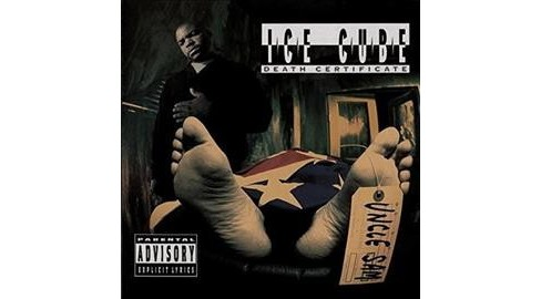 Ice Cube - Death Certificate (Vinyl) - image 1 of 1