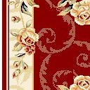 Red /Ivory