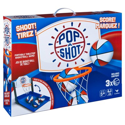 Pop a Shot Board Game