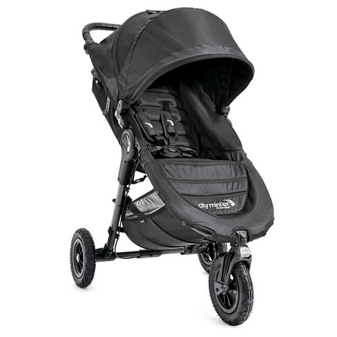 Baby Jogger City Mini GT Single Stroller - Black/Black - image 1 of 6