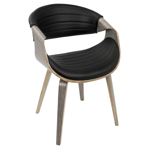 Symphony Mid Century Modern Dining, Accent Chair - LumiSource - image 1 of 4