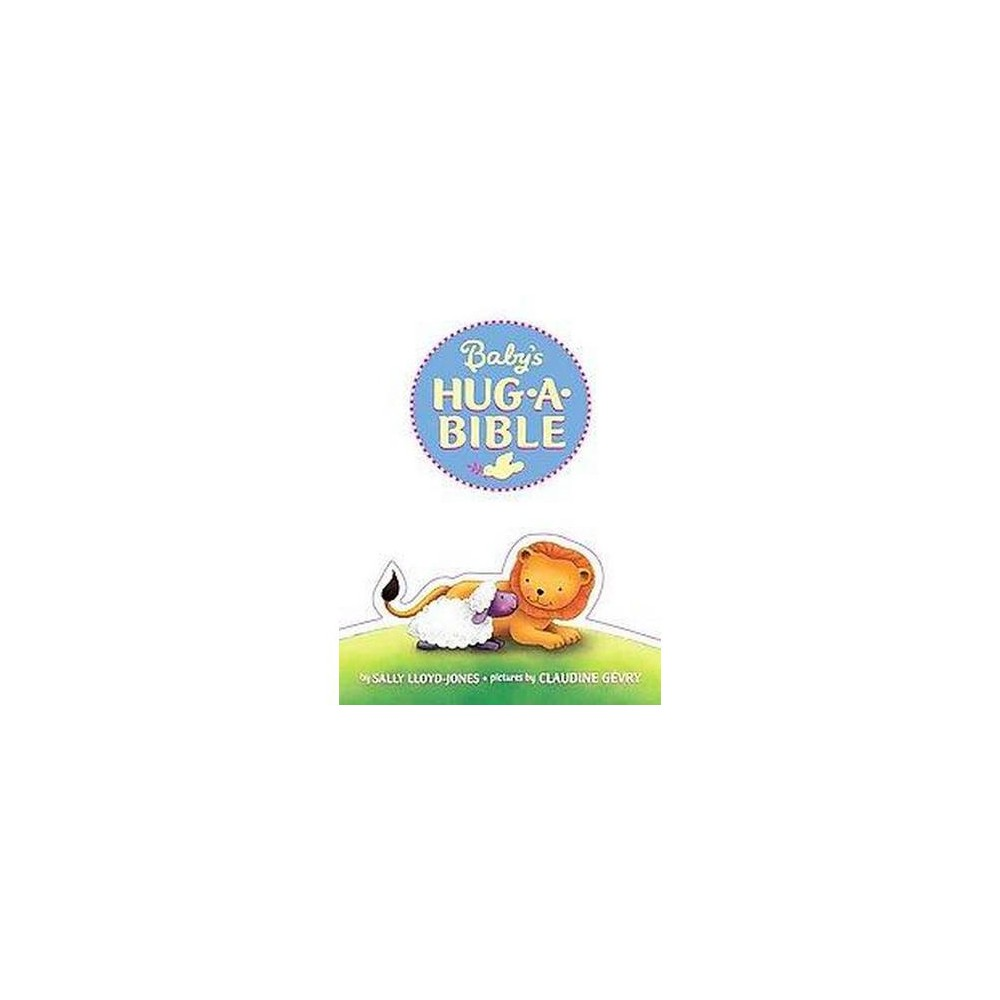 Baby's Hug-a-Bible (Hardcover) (Sally Lloyd-Jones)
